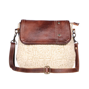 Funky College Crossbody