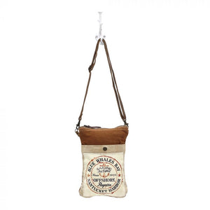 Sailing Anchor Crossbody