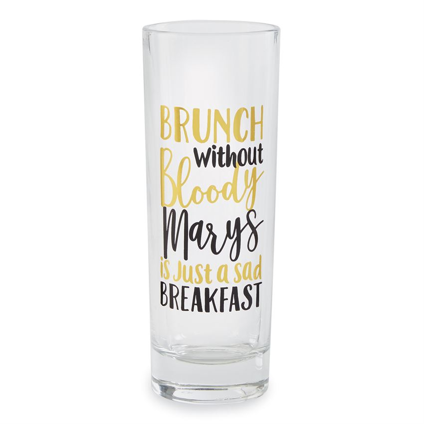 Brunch Highball Glass Set