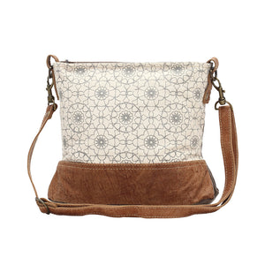 Ferris Wheel Print Cross-body
