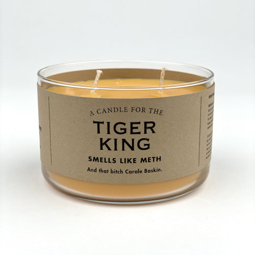 A Candle for the Tiger King