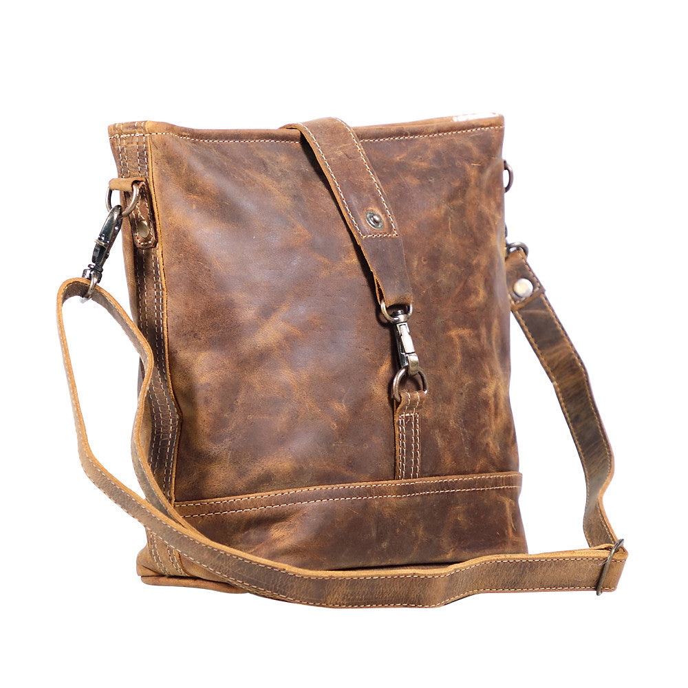 Real Bliss Leather Bag