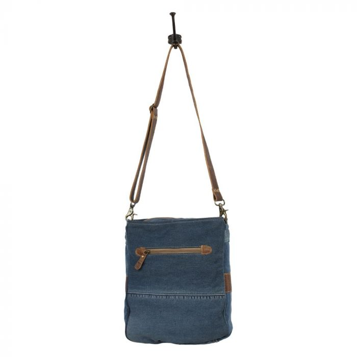 1995 Vintage Denim Shoulder Bag