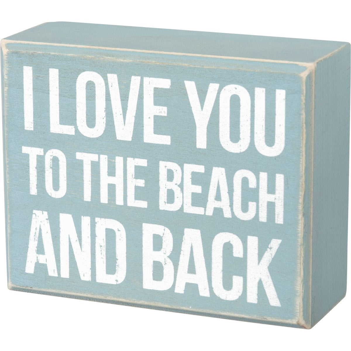 I Love You To The Beach