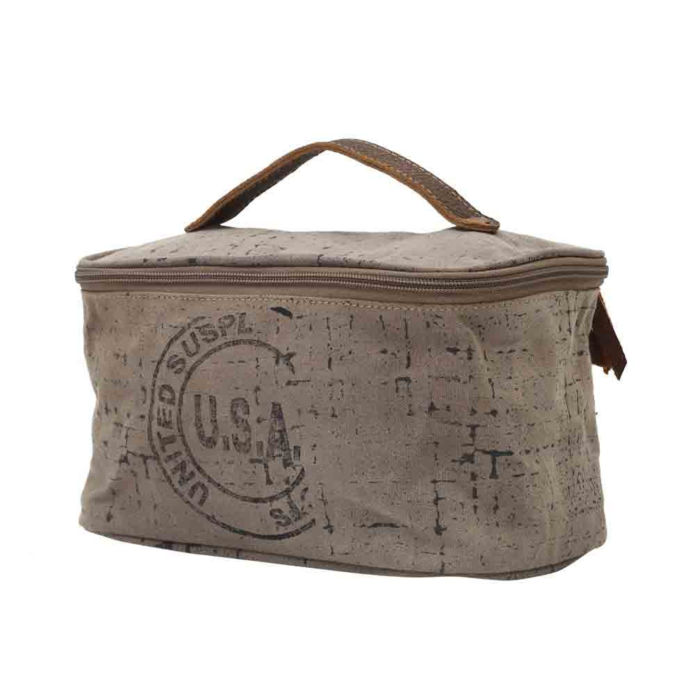 USA Stamped Toiletry Bag