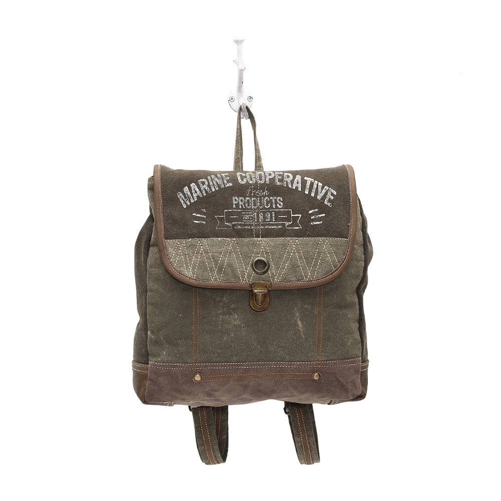 Marine Cooperative Backpack