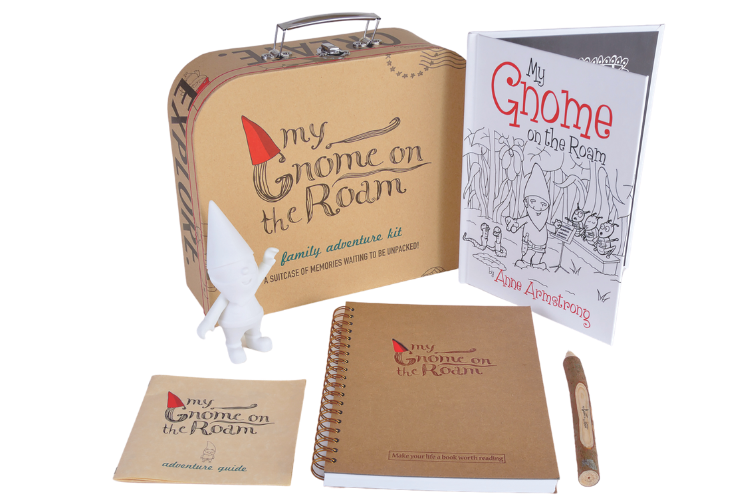 Gnome on the Roam - Family Adventure and Creativity Kit