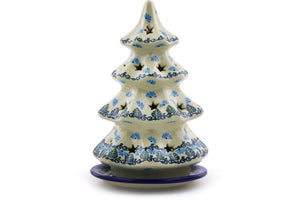 "8"" Christmas Tree Candle Holder"