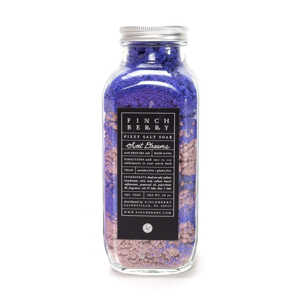 Sweet Dreams - Fizzy Bath Soak