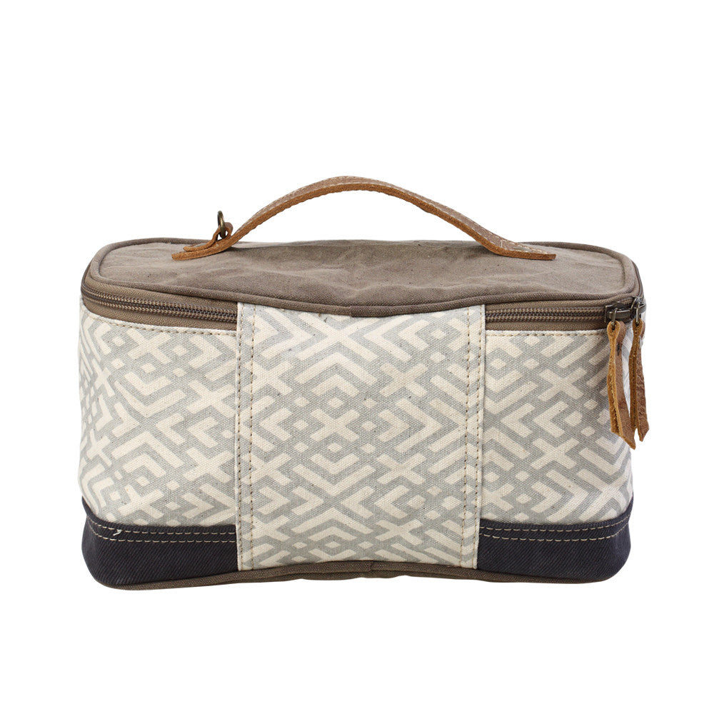 X Design Toiletry Bag