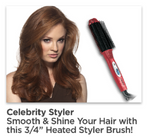 Campbell McAuley Curling Iron