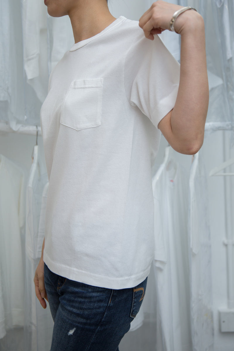 Healthknit 5229 6.8 oz Pocket Tee