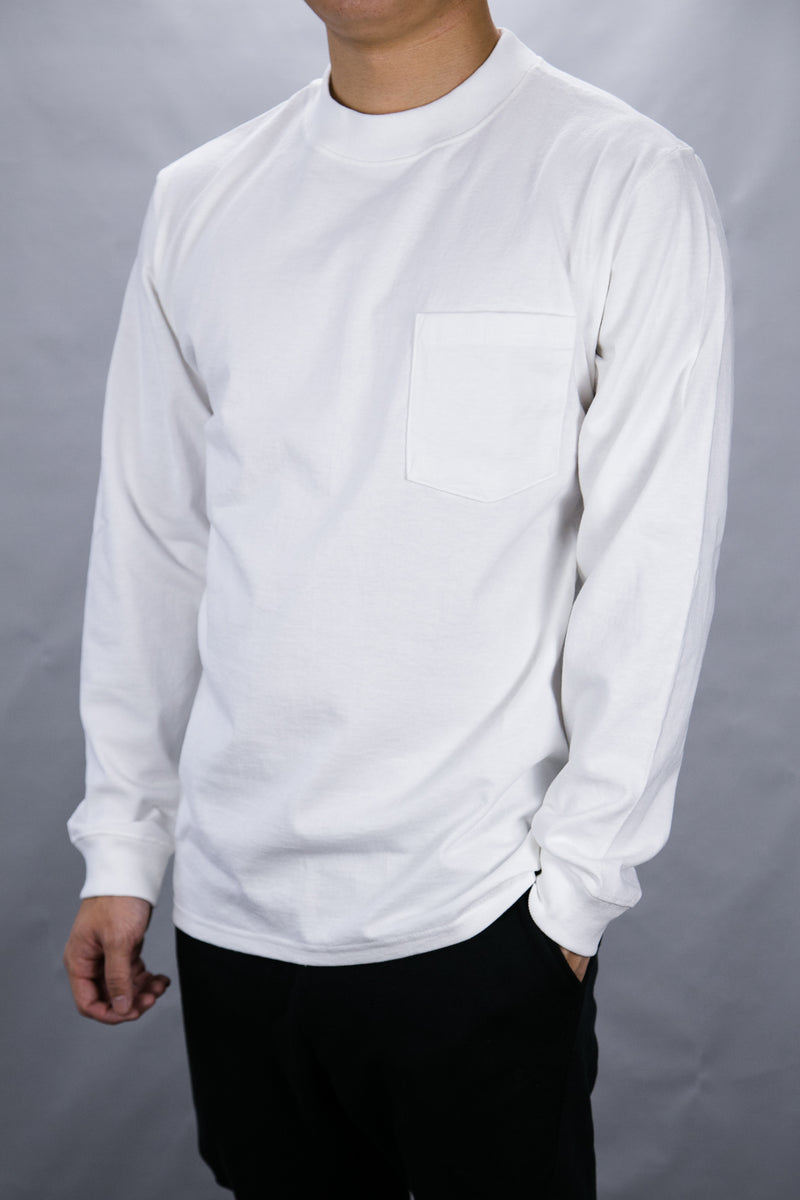 Goodwear 7.2oz Crew Neck Pocket L/S