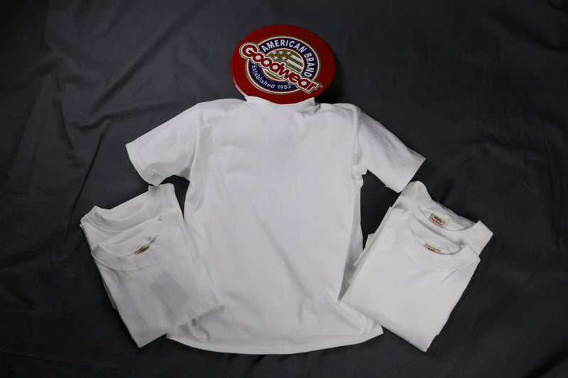 Goodwear 7.2oz Crew Neck 重磅圓領