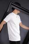 Goodwear 7.2oz Heavy weight henley neck 重磅亨利領