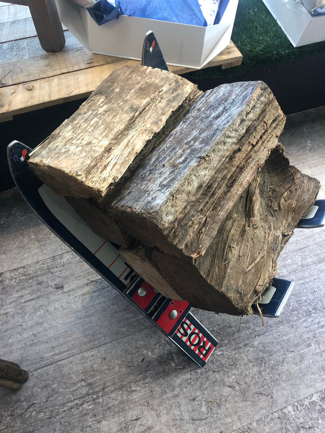 Rossignol Firewood or Magazine Holder
