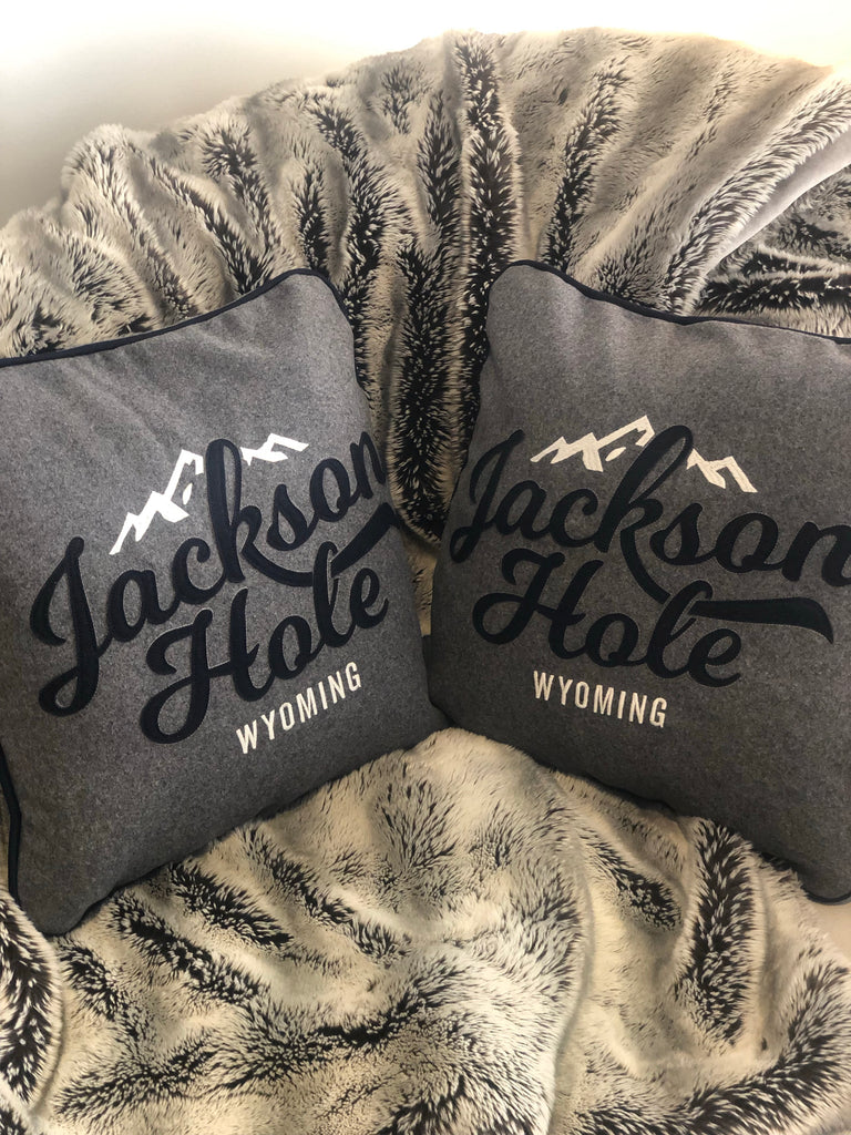 Jackson Hole Cushion