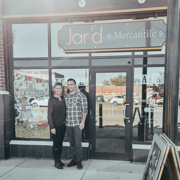Spotlight Sundays - Jar'd Mercantile