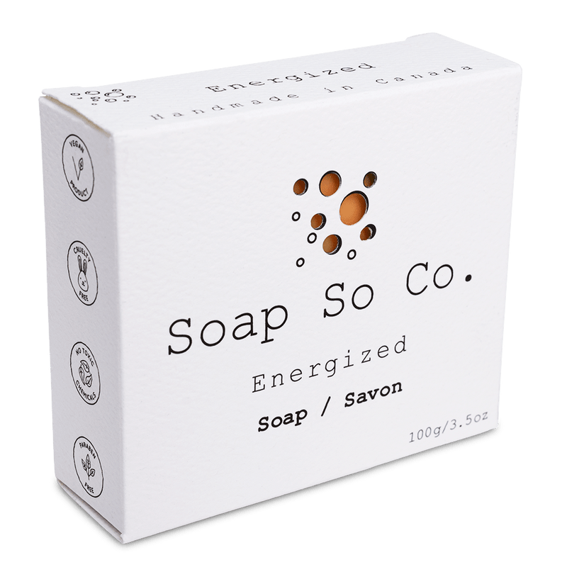 ENERGIZED - Soap So Co.