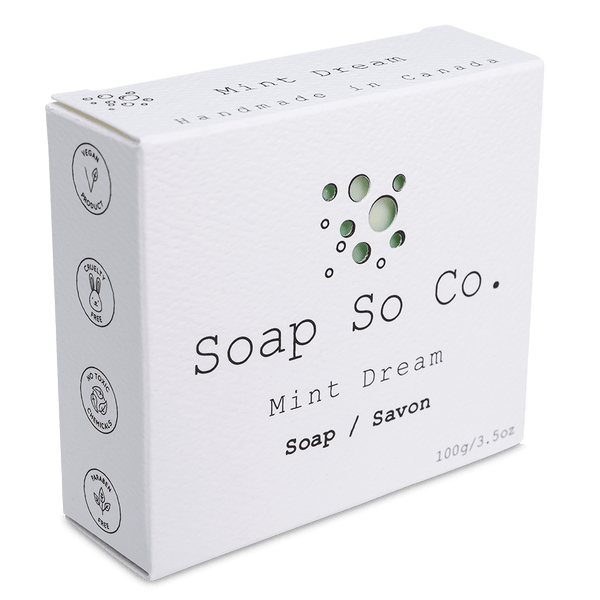 MINT DREAM - Soap So Co.