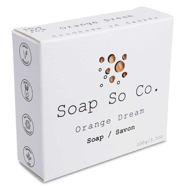 ORANGE DREAM - Soap So Co.