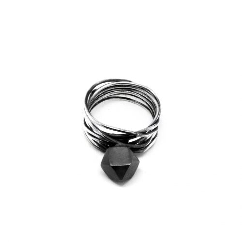Metric Black Ring