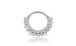 8mm Double Sided Diamond Apsara Clicker