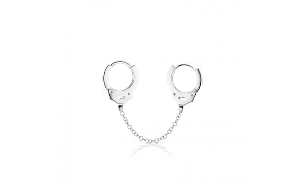 6.5mm Handcuff Clickers with Medium Chain