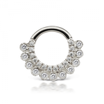 6.5mm Diamond Apsara Clicker