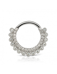 9.5mm Diamond Apsara Clicker