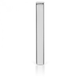 11mm Polished Square Bar Threaded Stud