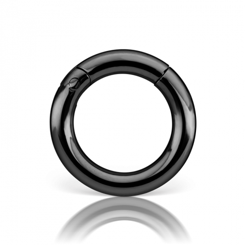 12g 8mm Titanium Ring