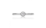 8mm Scalloped Diamond Clicker