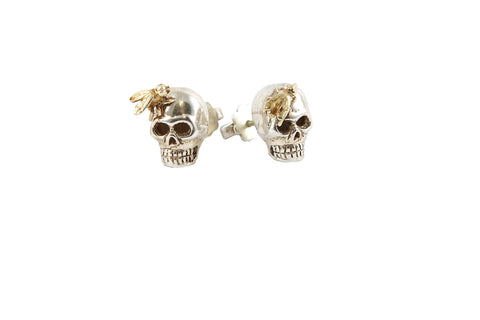 SKULLFLY Earrings