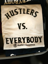 Load image into Gallery viewer, Hustlers Vs Everybody Tee Screen Print