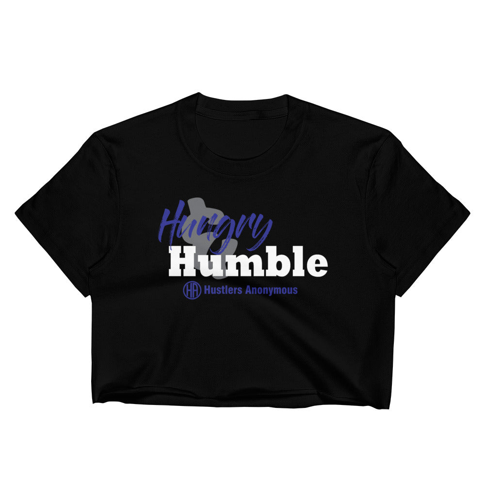Hungry and Humble Women's Crop Top
