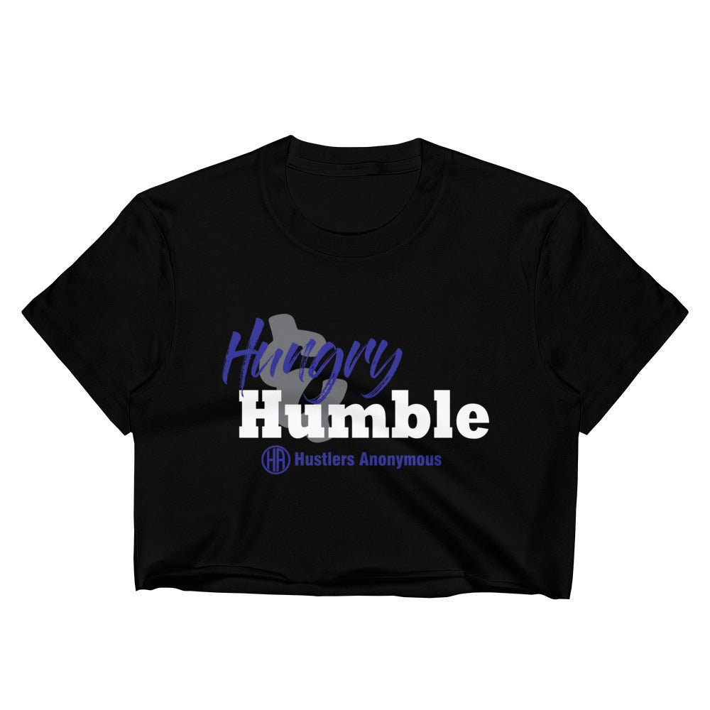 Women's Hungry and Humble Crop Top