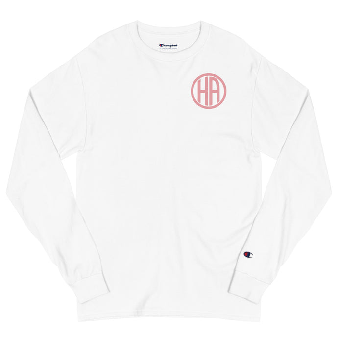 Cheri Hustle's Men's Champion Long Sleeve Shirt