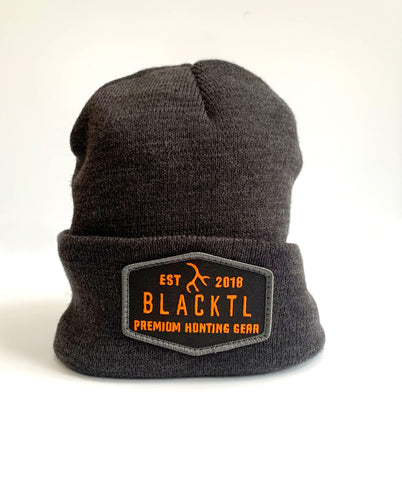 BLACKTL Established Beanie
