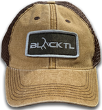 BLACKTL Trucker Brown