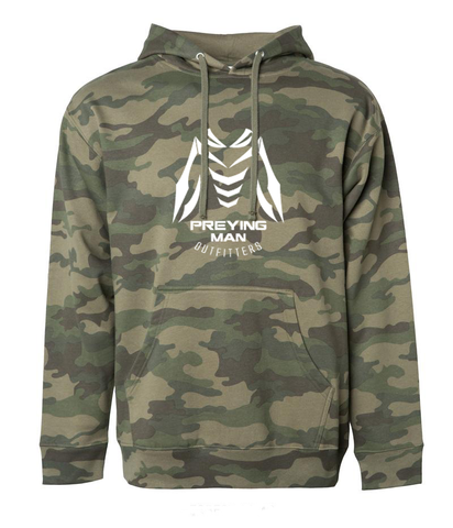 PREYING MAN OUTFITTERS Hoodie Camo