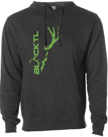 BLACKTL Deadhead Hoodie GREEN HEAD