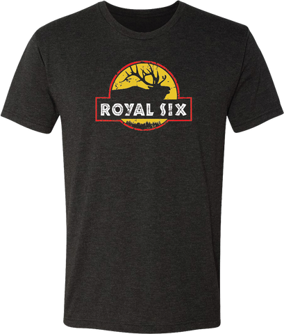 Royal Six Jurassic Bull T-Shirt