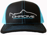 CHROME Hat Black / Blue