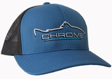 CHROME Hat Blue / Charcoal