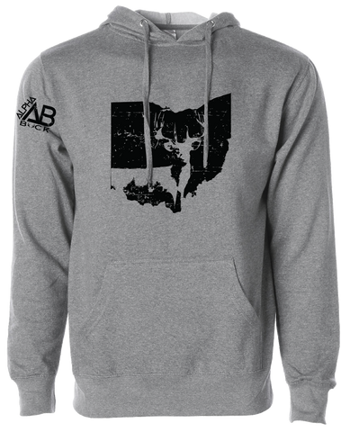 """THE"" Alpha Buck Ohio Hoodie"
