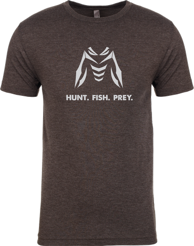 HUNT. FISH. PREY.