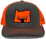 Oregon Elk Orange