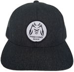PREYING MAN Hat Black Heather / Black