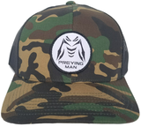 PREYING MAN Hat Camo / Charcoal